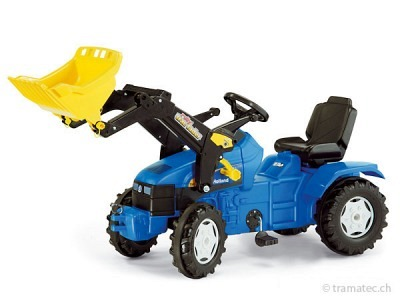 Rolly Toys Farmtrac New Holland TM 175 - 04 671 3
