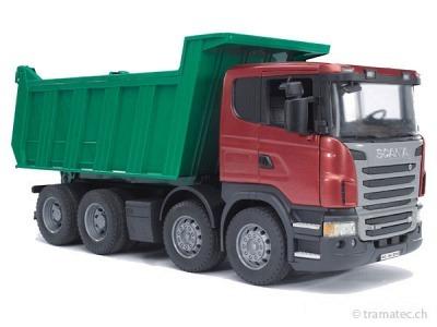 Bruder Scania R-Serie Kipp-LKW - 03550